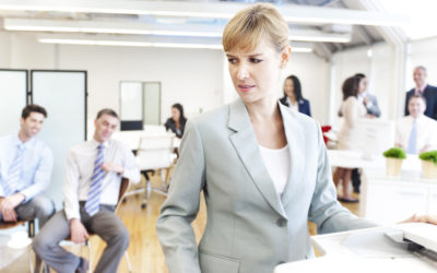 The Toxic Environment: Sexual Harassment in the Workplace